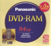 DVD Ram Cartridges