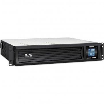 APC Smart UPS 1500VA LCD RM 2U 230V with Smart Connect SMT1500RMI2UC