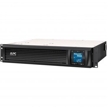 APC Smart-UPS 1500VA LCD RM 2U 230V with Network Card SMX1500RMI2UNC