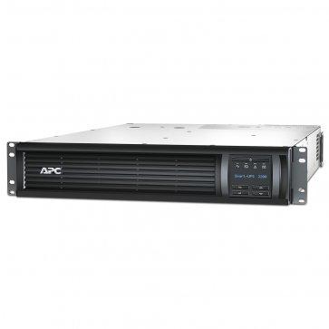 APC Smart-UPS 2200VA LCD RM 2U 230V with Network Card SMT2200RMI2UNC