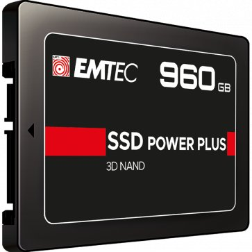 EMTEC Power Plus 960GB Internal SSD ECSSD960GX150