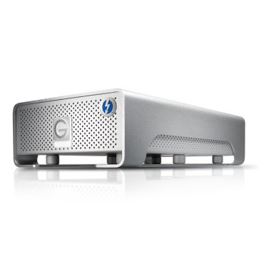 G-DRIVE Pro with Thunderbolt