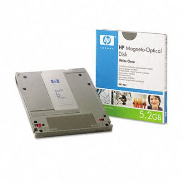 HP 5.2GB WORM OPTICAL DISK