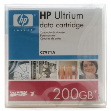 HP LTO 1 Tape 100/200GB