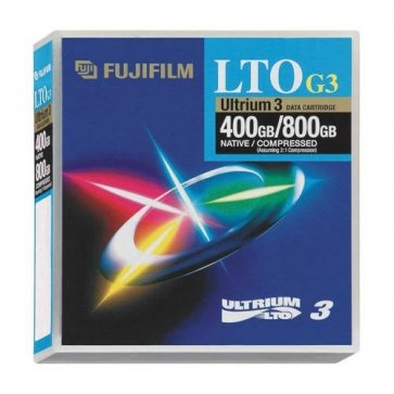 Fujifilm LTO 3 tapes