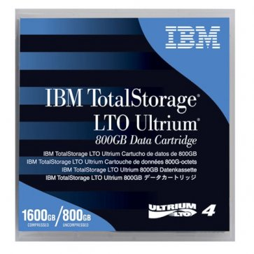 IBM LTO4 Tapes