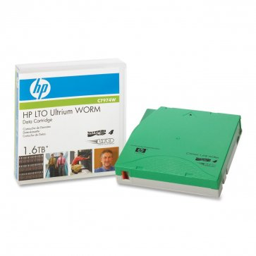 HP LTO 4 WORM Tape