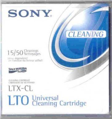 Sony LTO Universal Cleaning Tape