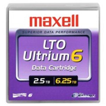 Maxell LTO 6 Tapes