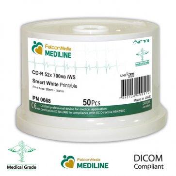 Medical Grade CD R   (Spindle x50)