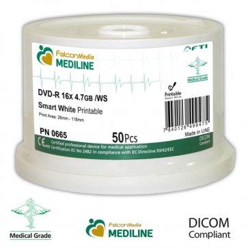Medical Grade DVD-R (Spindle x50)