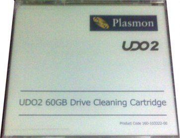 Plasmon UDO 2 Drive Cleaning Cartridge