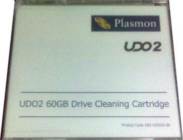 Plasmon UDO 2 Drive Cleaning Cartridge