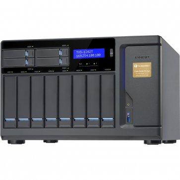 QNAP TVS-1282T-I5-16G 12 Bay SAN/NAS Server (Thunderbolt3)