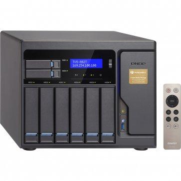 QNAP TVS-882T-I5-16G 8x Bays SAN/NAS Server