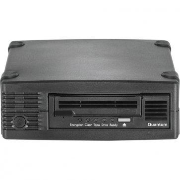 Quantum LTO-5 HH tape drive, Tabletop Kit, 6Gb/s SAS