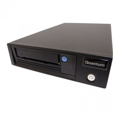 Quantum LTO-6 Tape Drive - External with SAS Card