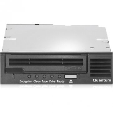 Quantum LTO-6 Tape Drive - Internal unit with SAS Card (TC-L62AN-EZ)
