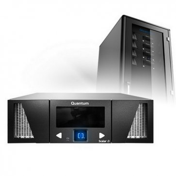 Quantum Scalar i3 Tape Library
