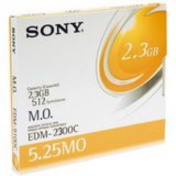 Sony 2.3GB Rewritable MO Disk