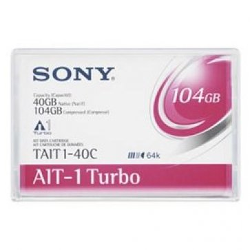 SONY 40-104GB AIT TURBO TAPE WITH MIC