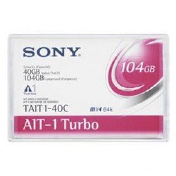 SONY 40-104GB AIT TURBO TAPE WITH MIC
