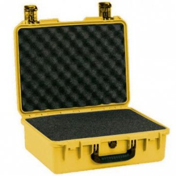 Peli iM2400 Storm Case Yellow with foam