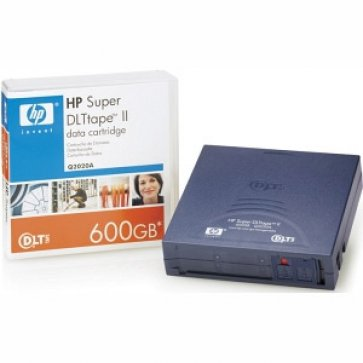 HP Super DLT 2 300/600GB Tape