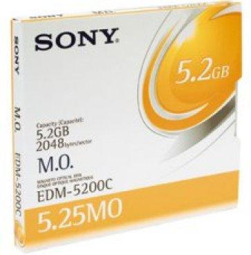 Sony 5.2GB Rewritable MO Disk