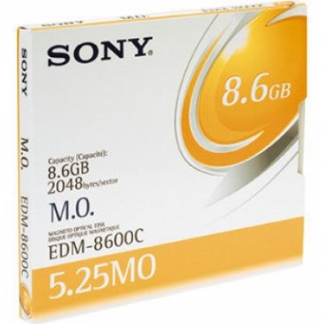 Sony 8.6GB MO Disk