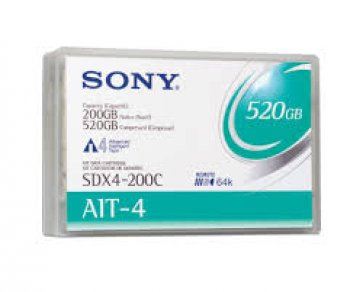 Sony AIT 4 200GB Tape
