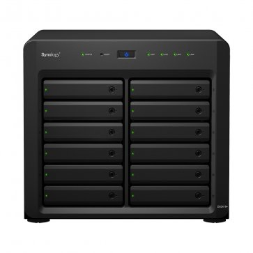 Synology DS2419+ 12 Bay NAS  with HDD Bundles