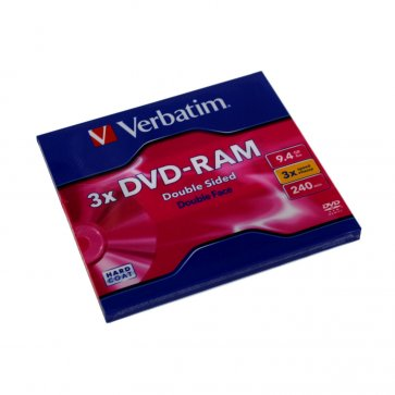 Verbatim DVD Ram 9.4GB Cartridge