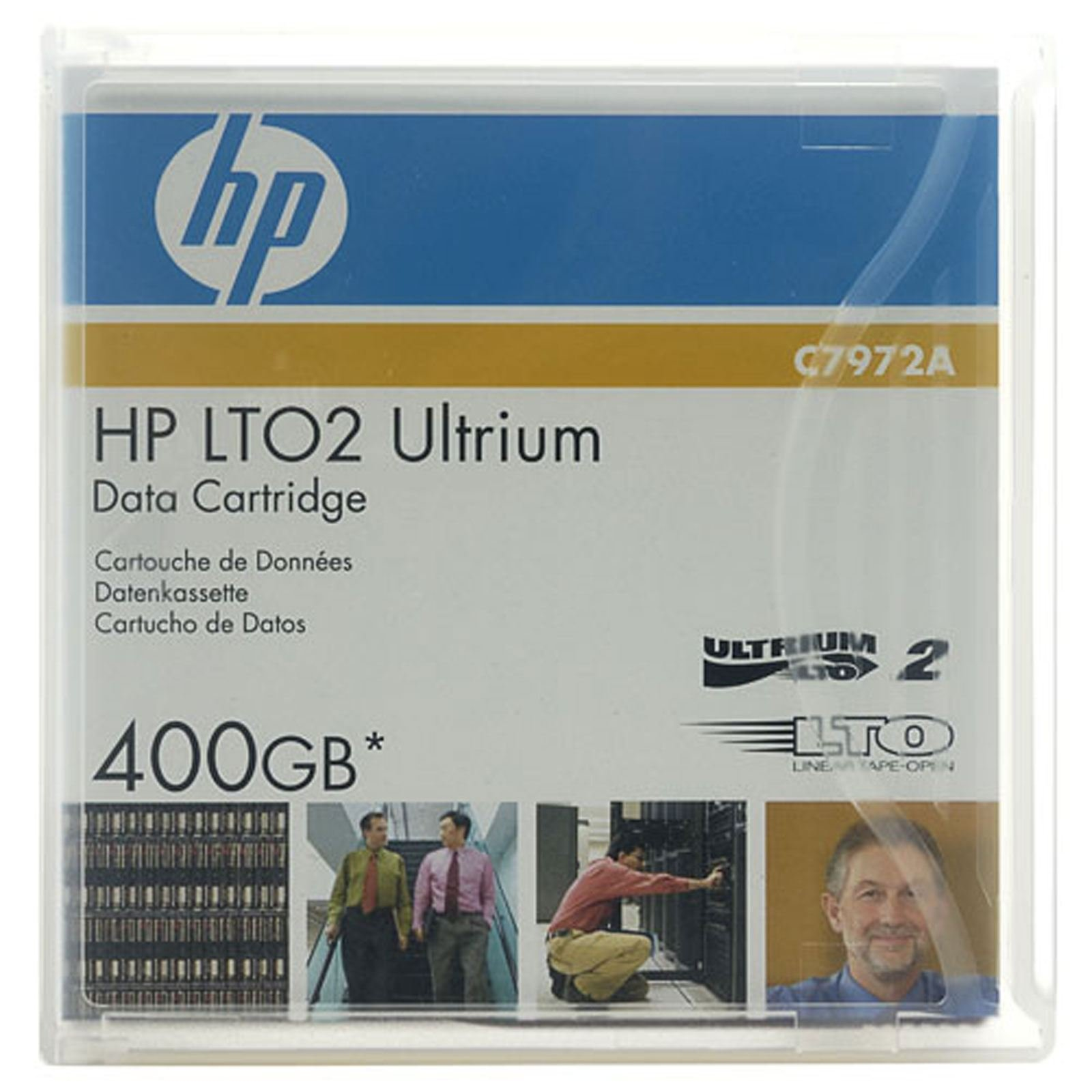 HP LTO 2 Tapes
