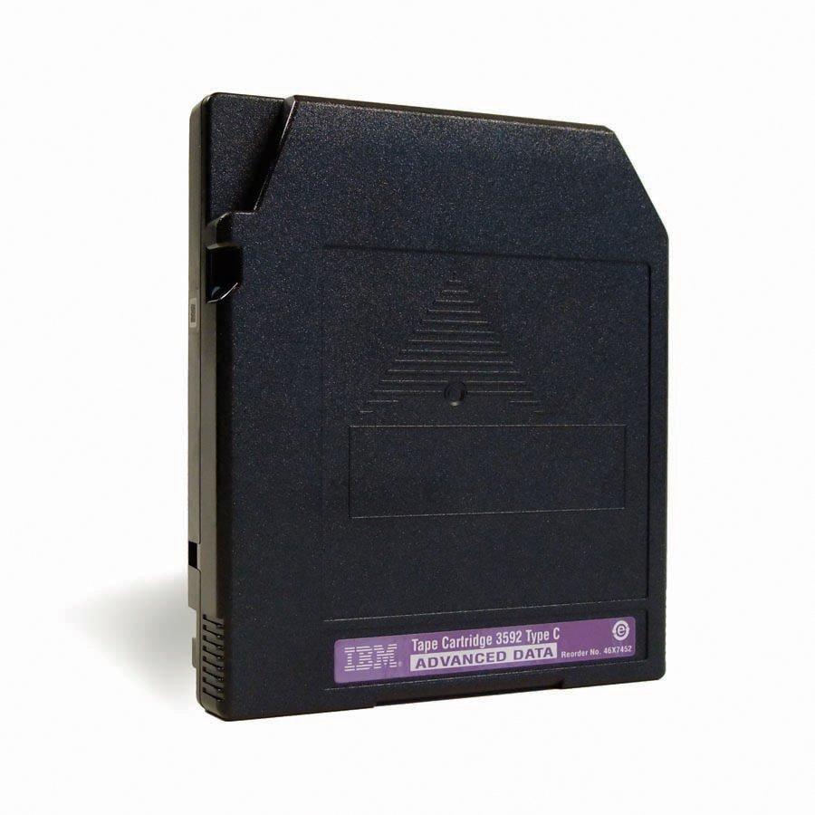 Ibm 3592 4tb 8tb Enterprise Tapes 46x7452 Professional