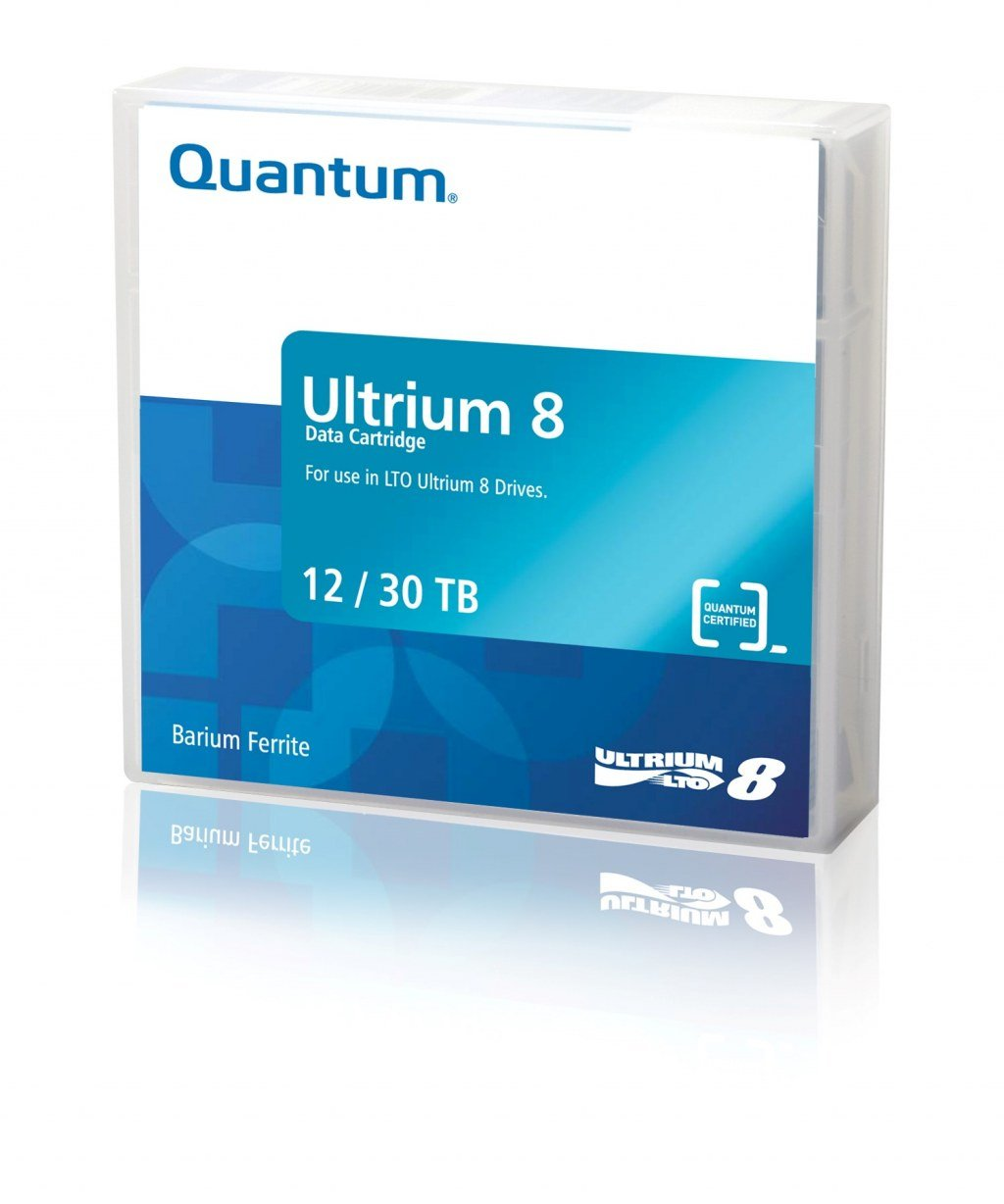 Quantum Lto 8 Tapes Mr L8mqn 01 Professional Data